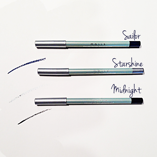Mally Beauty Evercolor Starlight Waterproof Eyeliner on Belle Belle Beauty