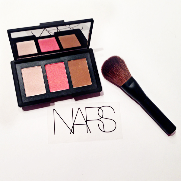 NEW NARSissist Cheek Palette on Belle Belle Beauty