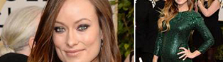 Thumbnail image for Olivia Wilde at the Golden Globes