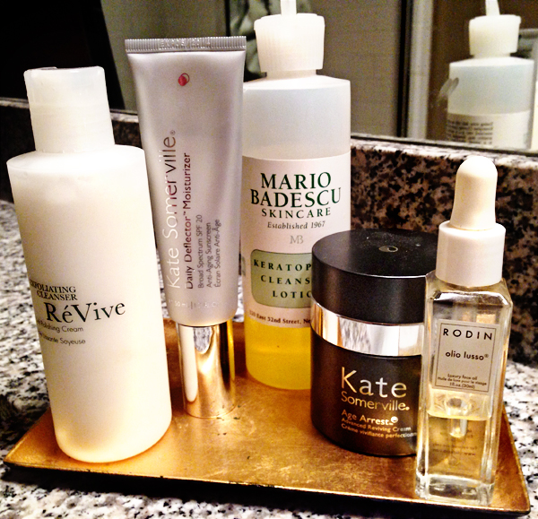 Belle Belle Beauty's March Skin Care Routine