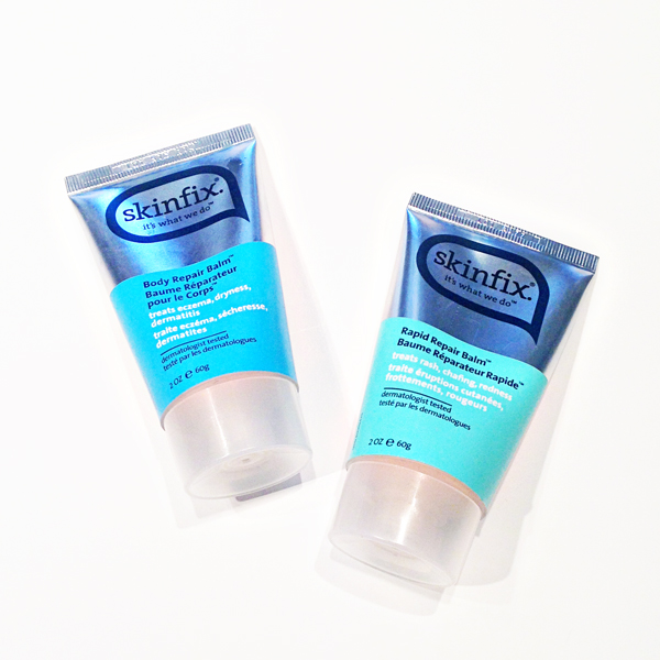 Skinfix Body Repair Balm and Rapid Repair Balm on Belle Belle Beauty