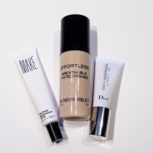 Three Perfecting Primers on Belle Belle Beauty