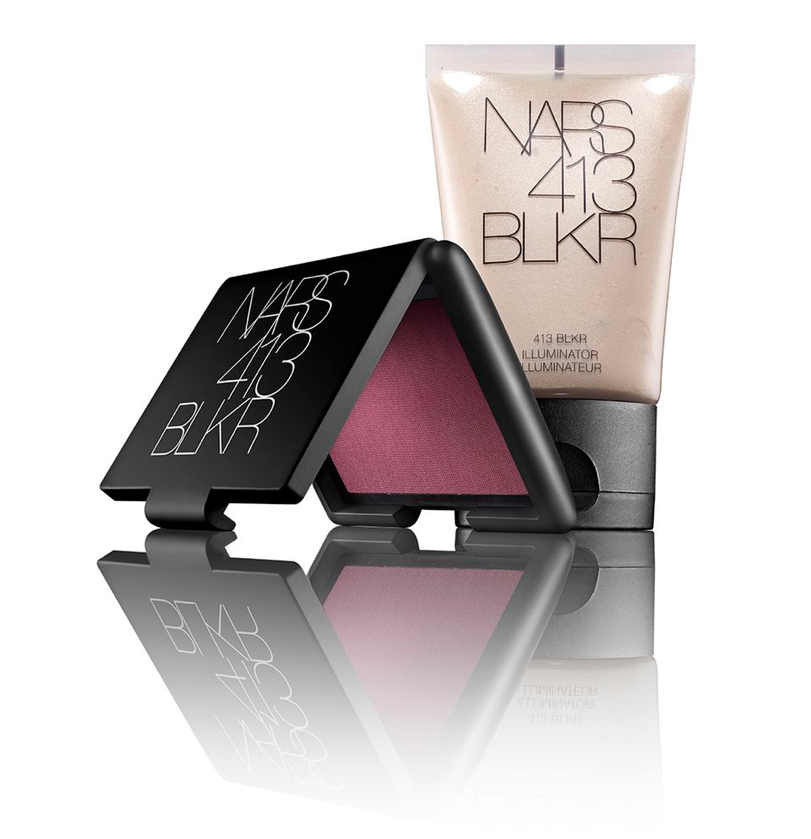 NEW NARS 413 BLKR Collection Blush and Illuminator on Belle Belle Beauty