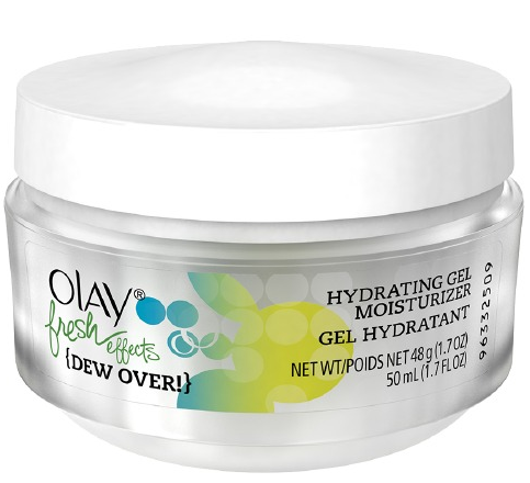 Olay Fresh Effects {Dew Over!} Hydrating Gel Moisturizer on Belle Belle Beauty