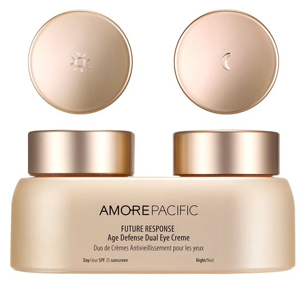 Amore Pacific Future Response Age Defense Day/Night Eye Creme Duo on Belle Belle Beauty