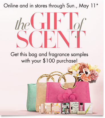 The Neiman Marcus Scent Event on Belle Belle Beauty