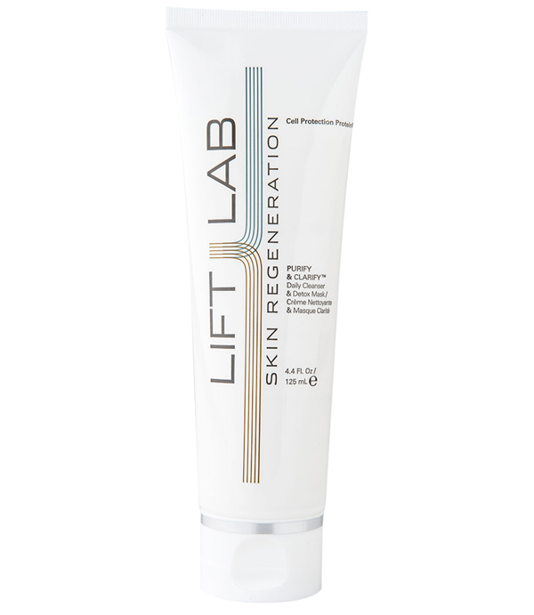 LIFTLAB	PURIFY + CLARIFY Daily Cleanser, Detox Mask and Gentle Exfoliant on Belle Belle Beauty