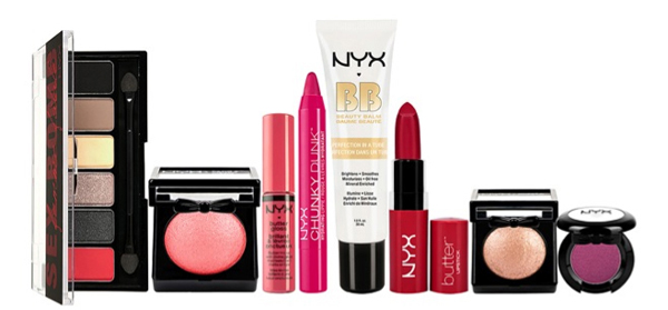 NYX Cosmetics The Face Awards 2014 on Belle Belle Beauty