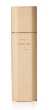 Byredo Nécessaire de Voyage Collection Calf Leather Travel Case on Belle Belle Beauty