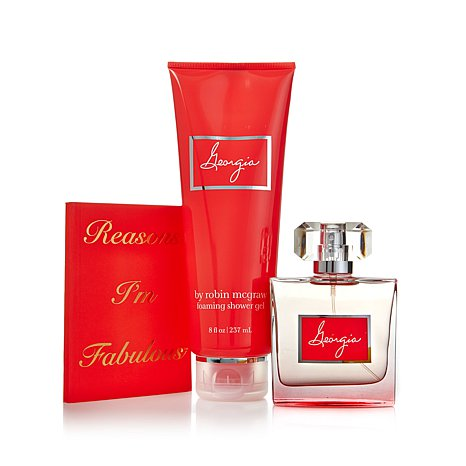 Robin McGraw Georgia Eau de Parfum on Belle Belle Beauty