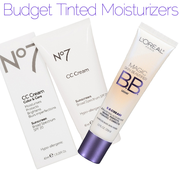 Budget Beauty - Tinted Moisturizer on Belle Belle Beauty