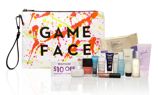 Beauty.com x MILLY Game Face Bag on Belle Belle Beauty