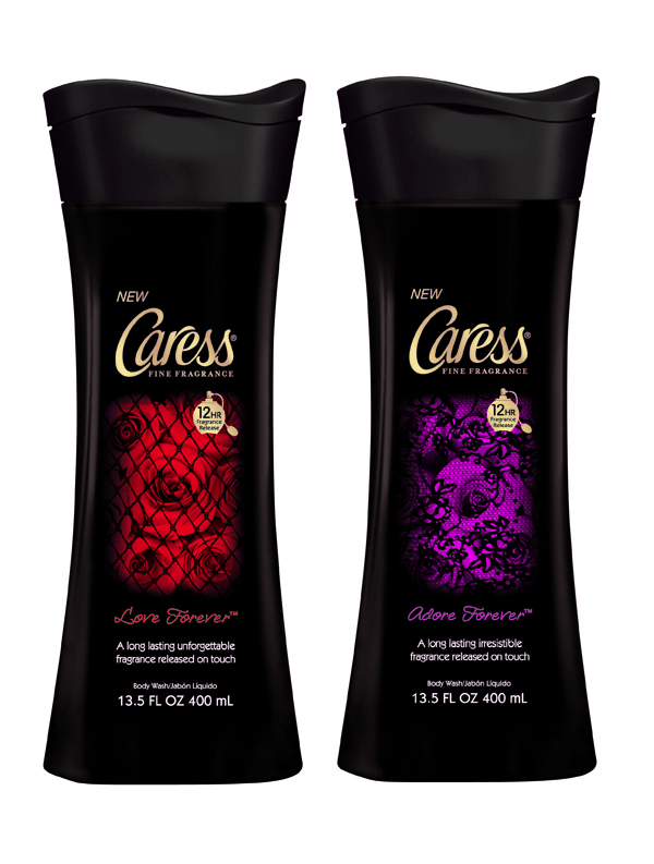 The Caress Forever Collection on Belle Belle Beauty