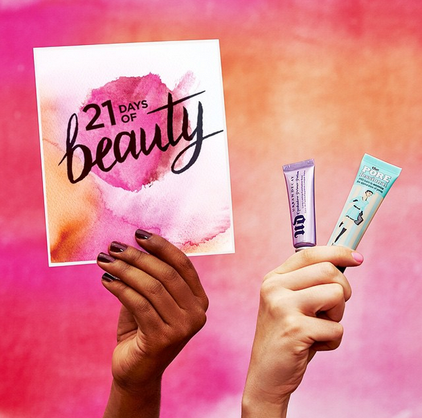 ULTA's Spring 2015 21 Days of Beauty on Belle Belle Beauty