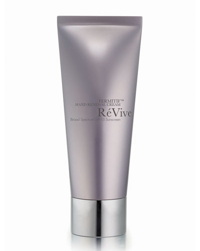 ReVive Fermitif Hand Renewal Cream + Broad Spectrum SPF 15 Sunscreen on Belle Belle Beauty