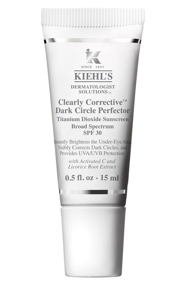 Kiehl's Since 1851 Clearly Corrective Dark Circle Perfector SPF 30 on Belle Belle Beauty