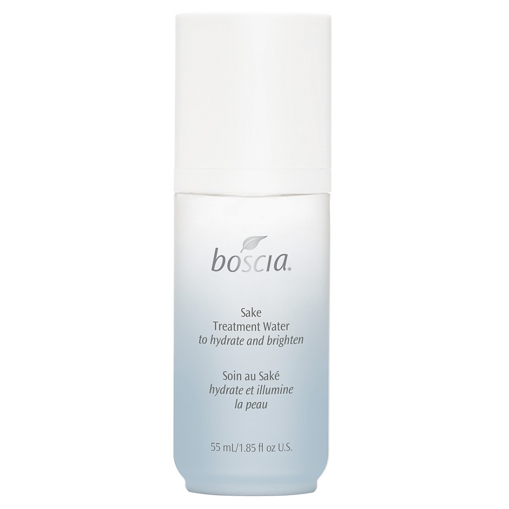 boscia Sake Treatment Water to Hydrate and Brighten on Belle Belle Beauty