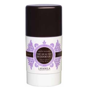 LAVANILA The Healthy Deodorant on Belle Belle Beauty