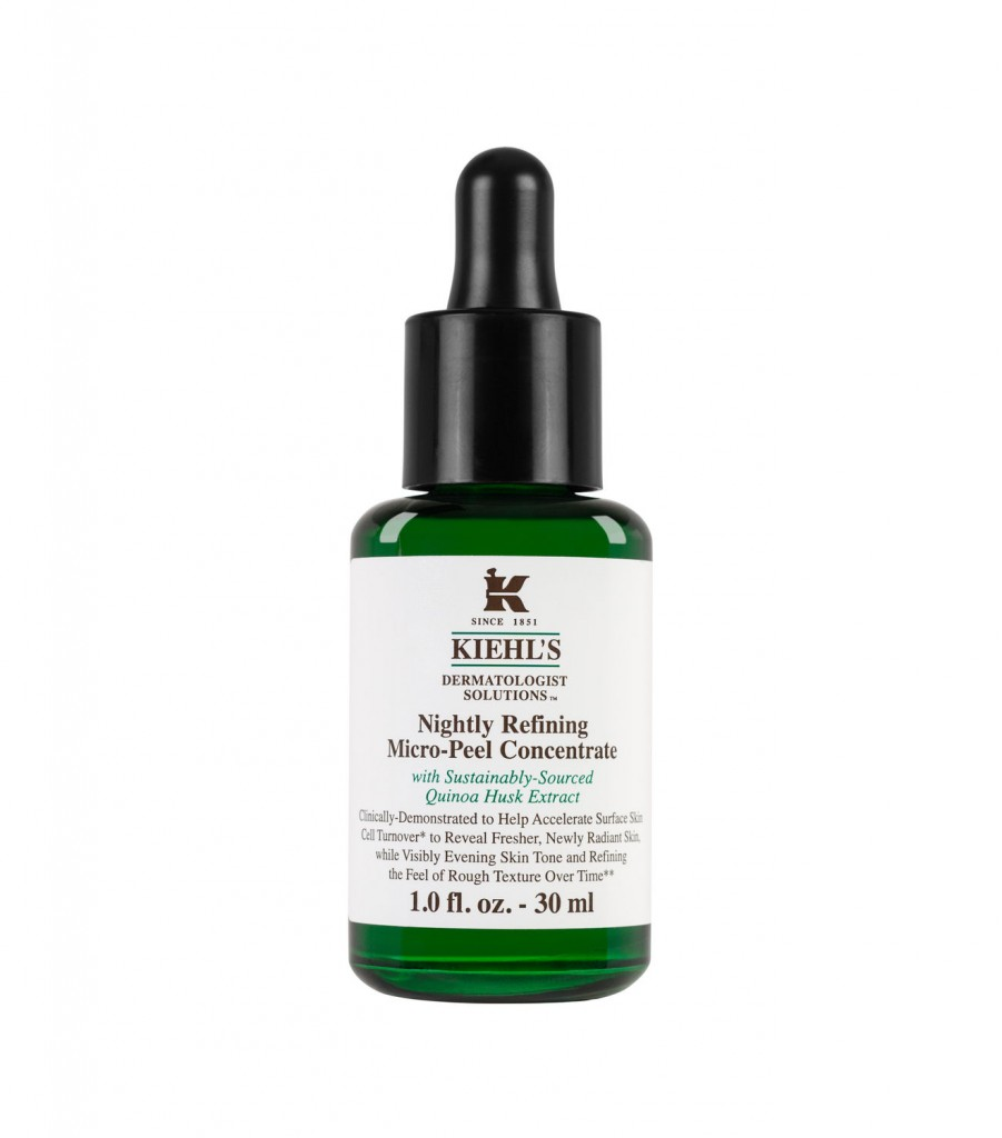 Kiehl's Nightly Refining Micro-Peel Concentrate on Belle Belle Beauty