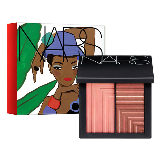 NARS Dual-Intensity Blush in Liberation on Belle Belle Beauty