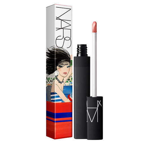 NARS Get Dirty Lip Cover on Belle Belle Beauty