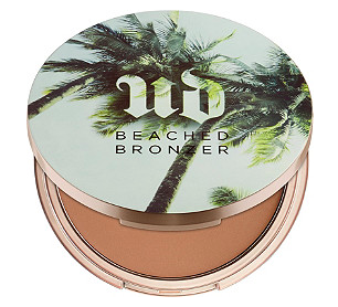 Urban Decay's Beach Bronzer on Belle Belle Beauty