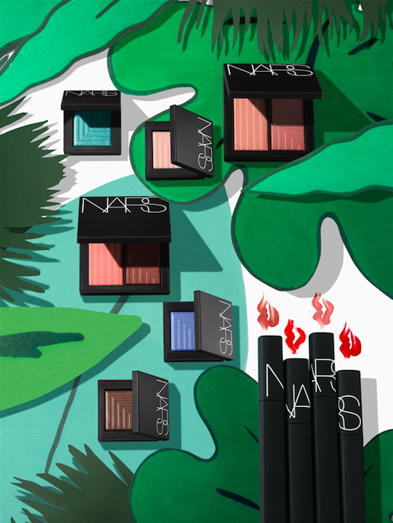 NARS Summer 2016 Color Collection on Belle Belle Beauty