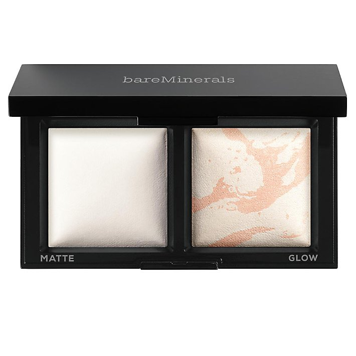 bareMinerals Invisible Light Translucent Powder Duo on Belle Belle Beauty