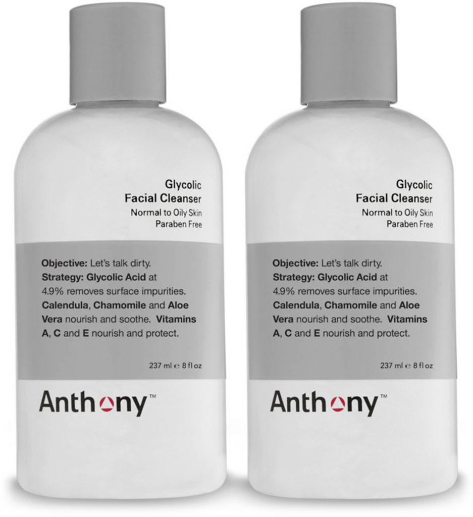 Anthony Glycolic Facial Cleanser Duo on Belle Belle Beauty