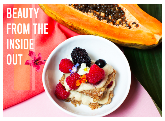 Sakara x Tata Harper Eat Pretty Week on Belle Belle Beauty