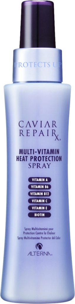 Alterna Haircare Caviar Repair Multi-Vitamin Heat Protection Spray on Belle Belle Beauty
