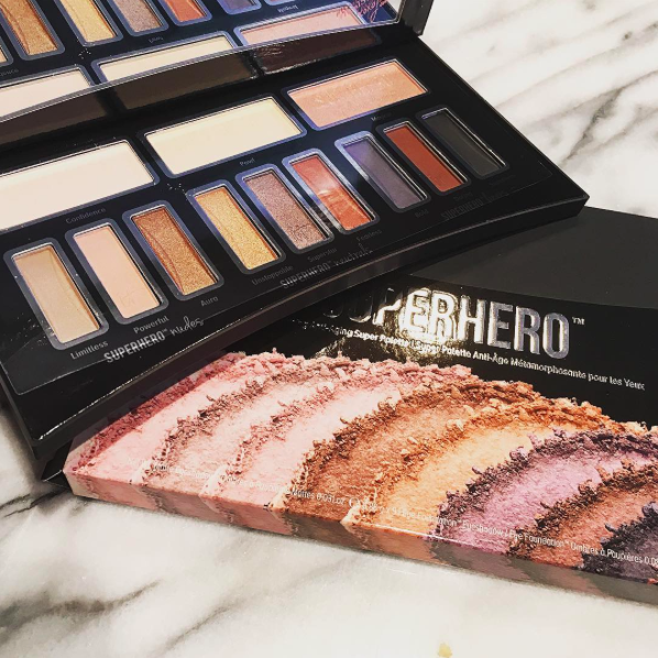 IT COSMETICS  Superhero Eye Transforming Anti-Aging Super Palette on Belle Belle Beauty
