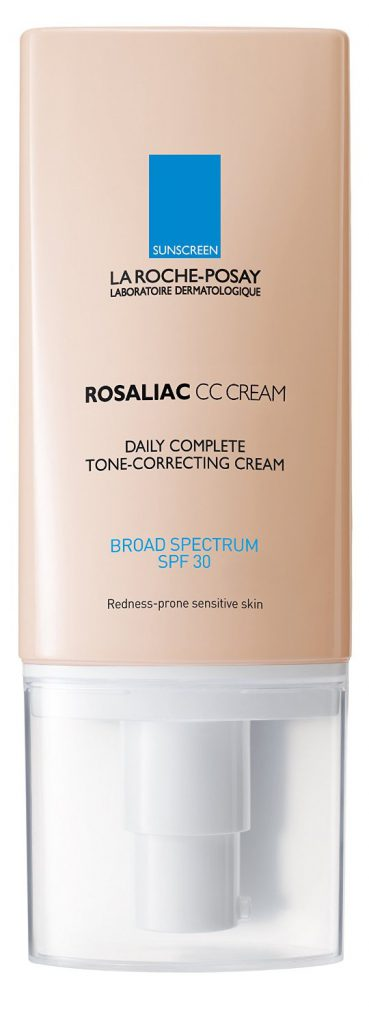 La Roche-Posay Rosaliac CC Cream Daily Complete Tone-Correcting Face Cream SPF 30 on Belle Belle Beauty