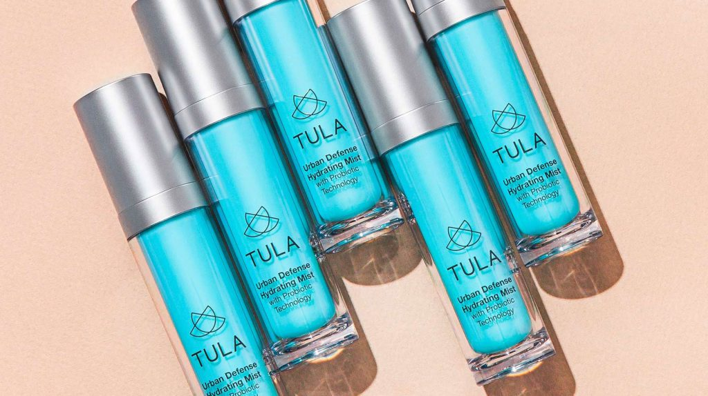 TULA Urban Defense Hydrating Mist on Belle Belle Beauty