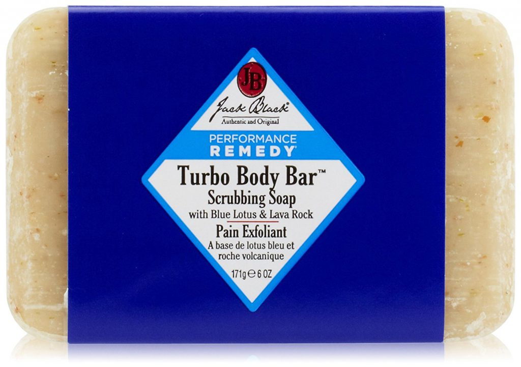 Father's Day Idea: Jack Black Turbo Body Bar Scrubbing Soap on Belle Belle Beauty