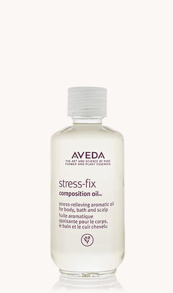 AVEDA stress-fix composition oil on Belle Belle Beauty